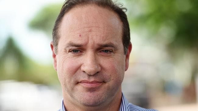 Former NT Tourism Minister Matt Conlan was at the centre of scandal in October 2013 after racking up a bar tab in Japan and summoning a colleague to use his taxpayer funded credit card to pay.