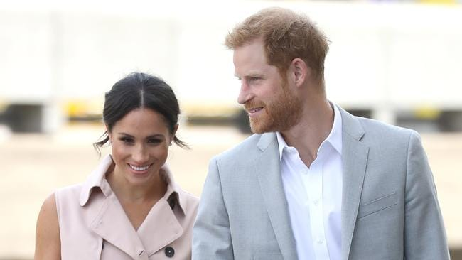 Meghan's comment to an Irish politician landed her in a bit of hot water. Picture: Chris Jackson/Getty Images