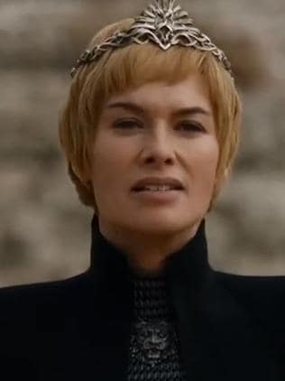 Cersei Lannister has literally run out of people to kill. Or has she? Picture: HBO