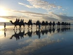 <b>22. CABLE BEACH, BROOME, WA: </b>It doesn't matter how many photos are taken of this beautiful place, the serenity and beauty are awe-inspiring and will never leave our memories. A fabulous, unspoilt piece of Australia. Picture: Joanne Rinkevich, Victoria