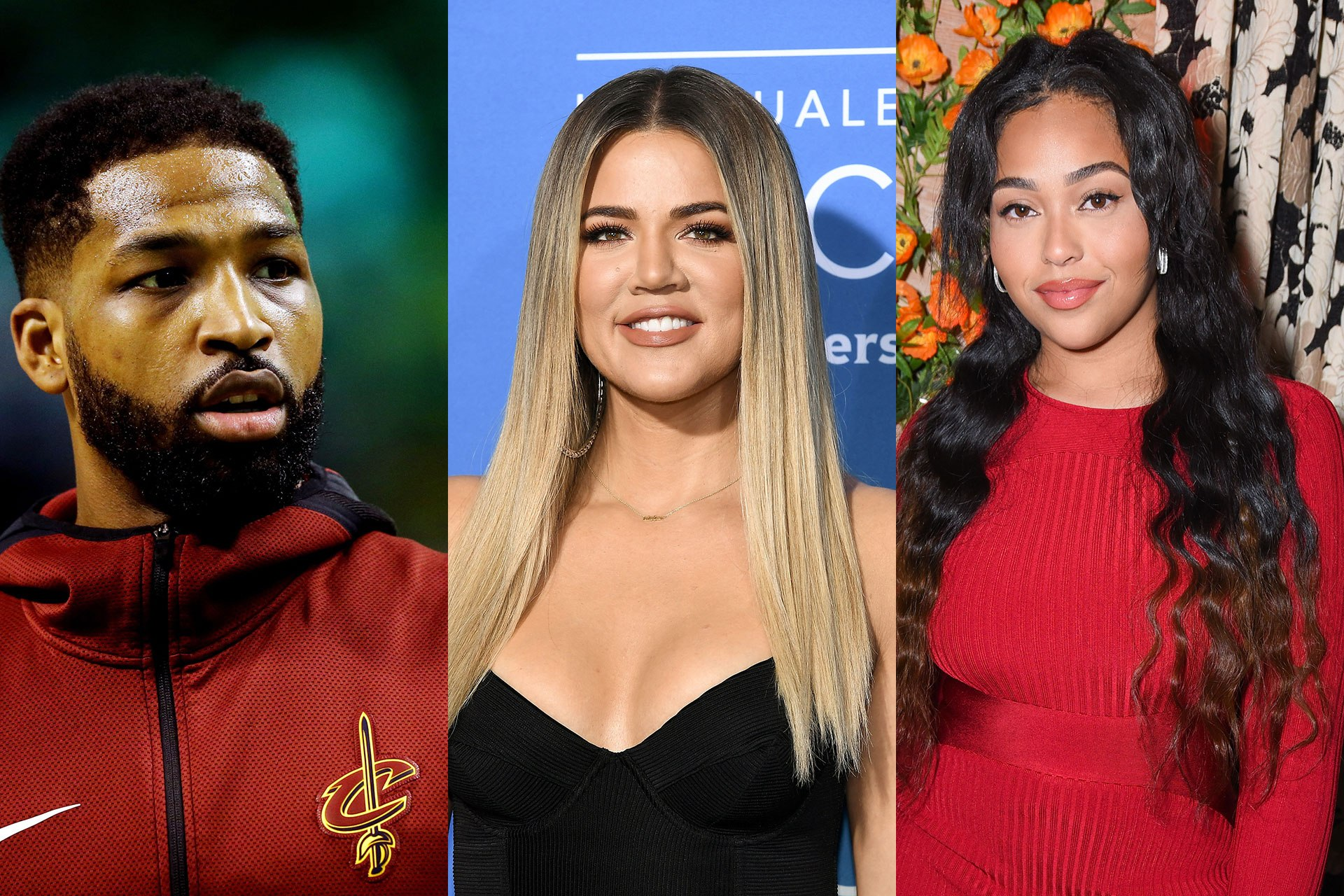Tristan Thompson reportedly cheated on Khloé Kardashian with Kylie Jenner's best friend Jordyn Woods