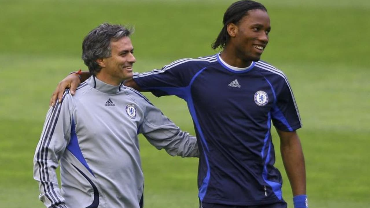 Drogba was hugely successful under Mourinho, but not THAT successful.