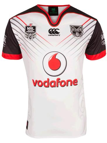 best service a01b3 e5bff 2018 NRL jerseys: Your club's home and away jersey designs ...