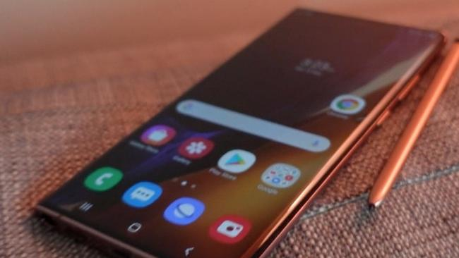 Samsung Galaxy Note20 Ultra review: Elly Awesome on Harry Potter wand feature – NEWS.com.au