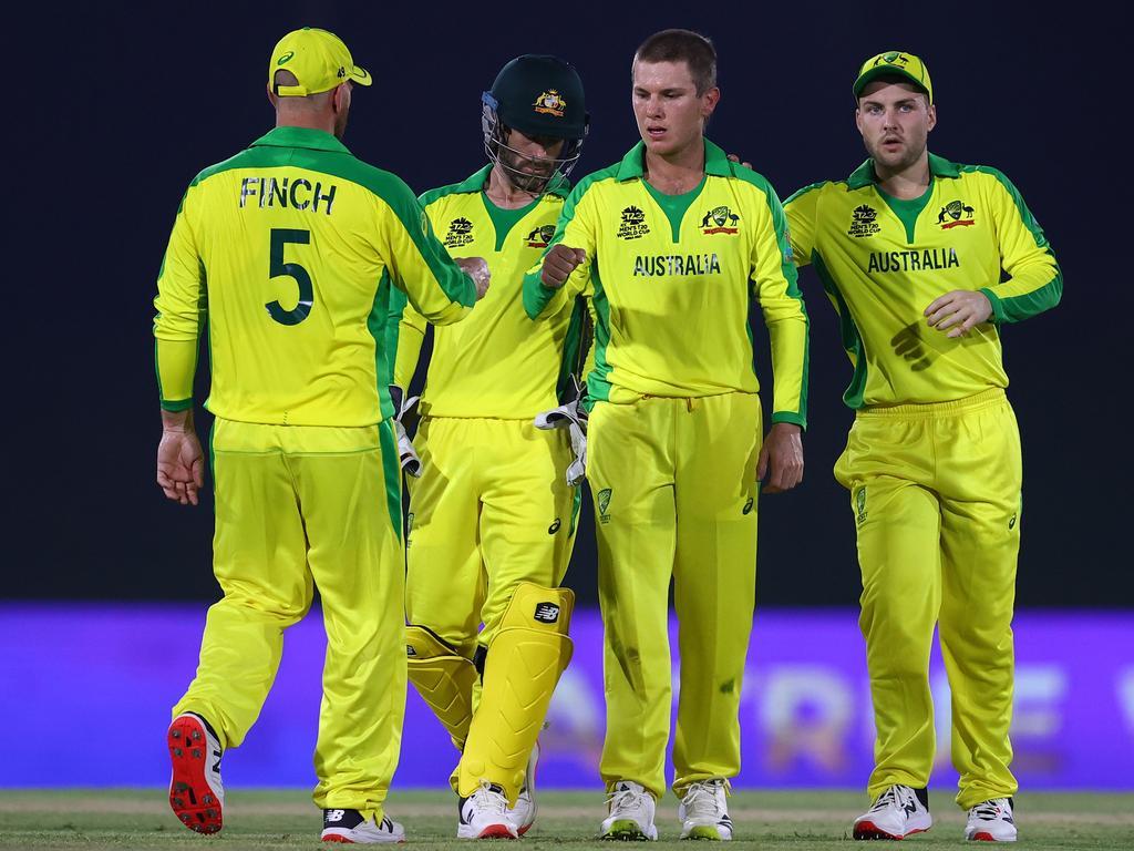 New Zealand v Australia: Warm Up Match - ICC Men's T20 World Cup 2021
