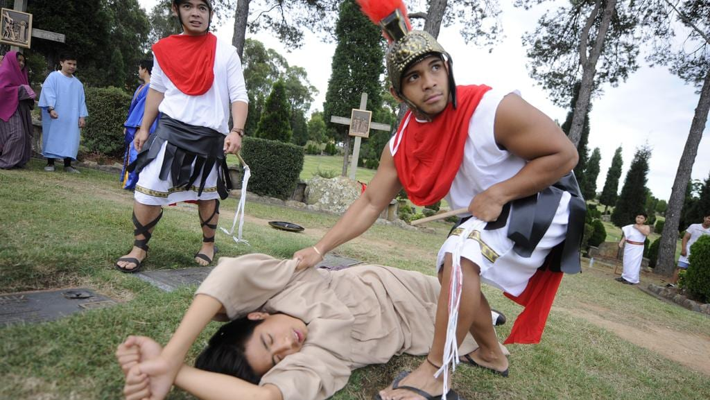 El Shaddai Youth Group to stage Stations of the Cross on