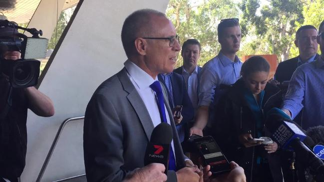 Weatherill congratulates Marshall after SA election win