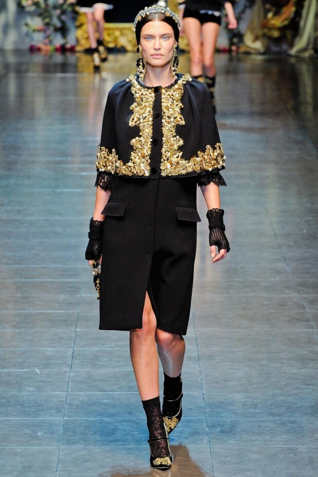 Dolce & Gabbana Ready-to-Wear A/W 2012/13