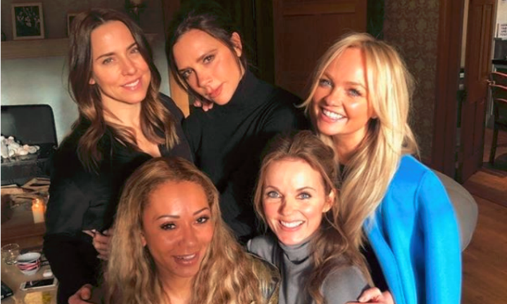 Spice Girls reunite to work on 'new opportunities'