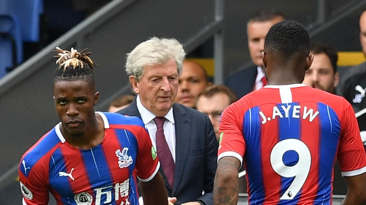 Crystal Palace's manager Roy Hodgson's age could be a problem.