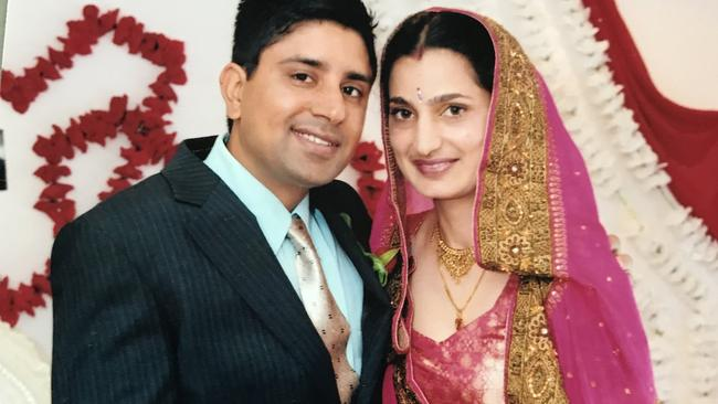 Singh was accused of murdering Parwinder Kaur. Picture: Supplied