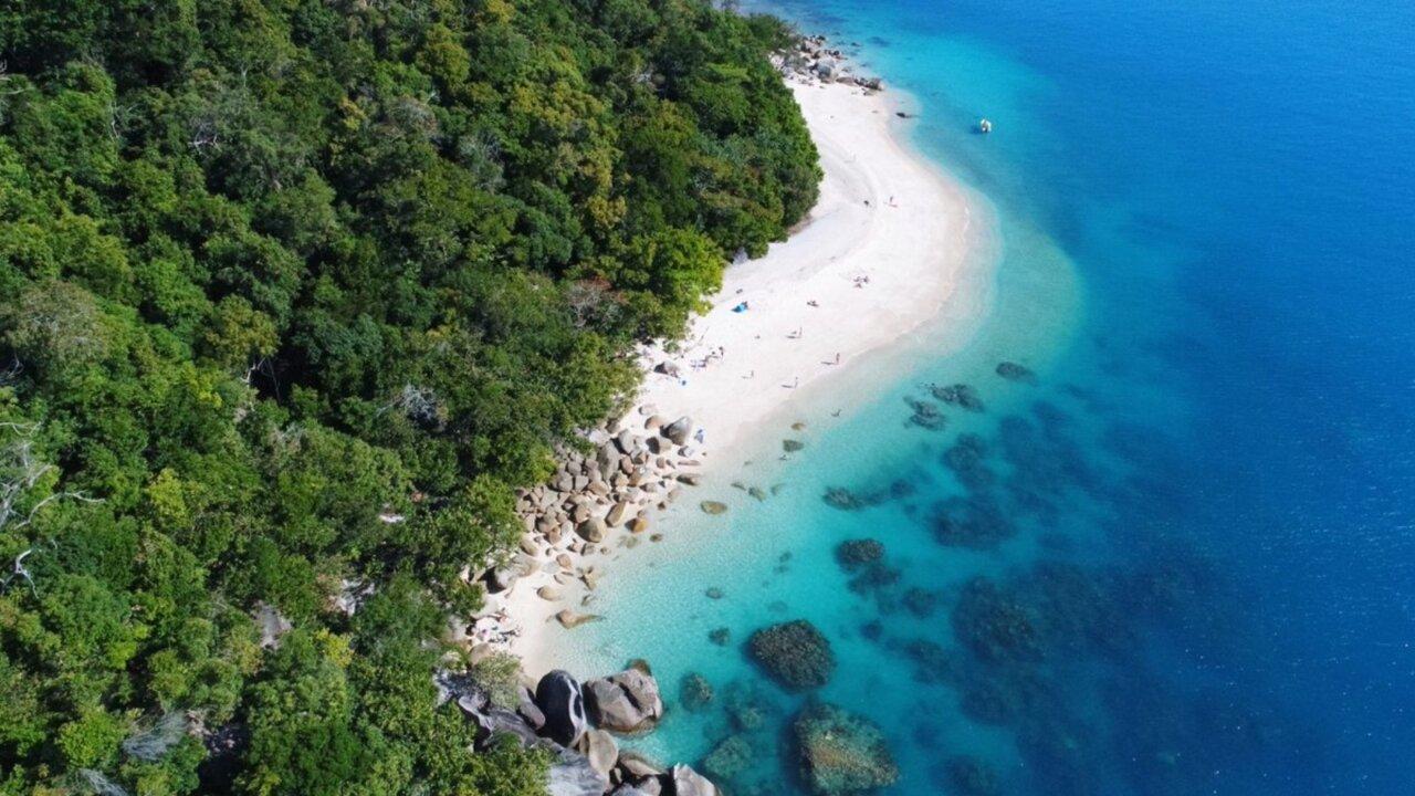 CairnsBlog.net: Buchans Point beach again misses worlds