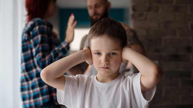 Parenting and relationships expert Dr Justin Coulson said increasingly blurred line of authority had contributed to growing anxiety.