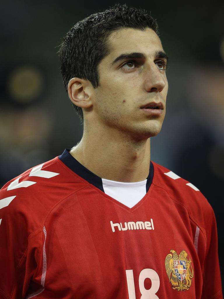 Henrik Mkhitaryan