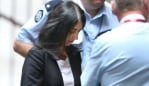 Sofia Sam will spend at least 18 years in prison. Image: David Crosling, News Corp Australia