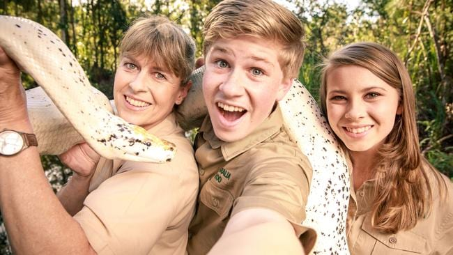 Terri, Bindi and Robert Irwin star in their own Animal Planet series,  <i>Crikey! It's The Irwins</i>. The show sees that Steve Irwin's legacy continues.