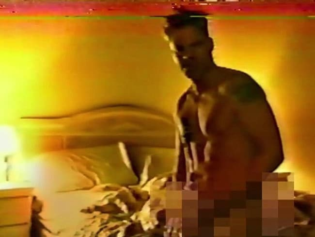 Rob lowe sex tape girl