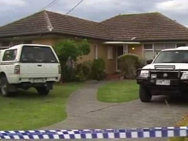 After he killed his son, Peter John Smith calmly asked his wife to call the police. Picture: Channel 7