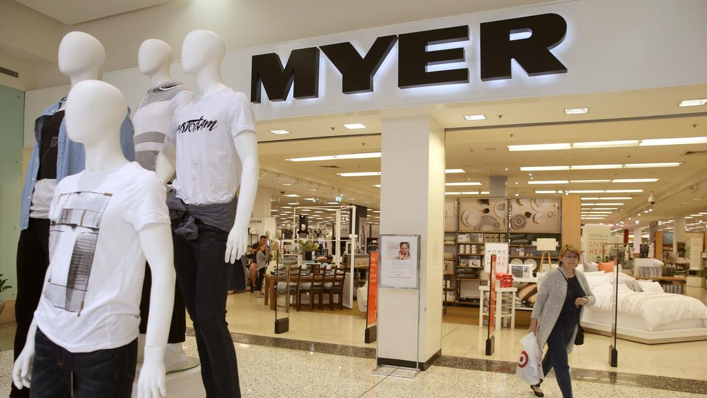 Myer at Westfield Sydney