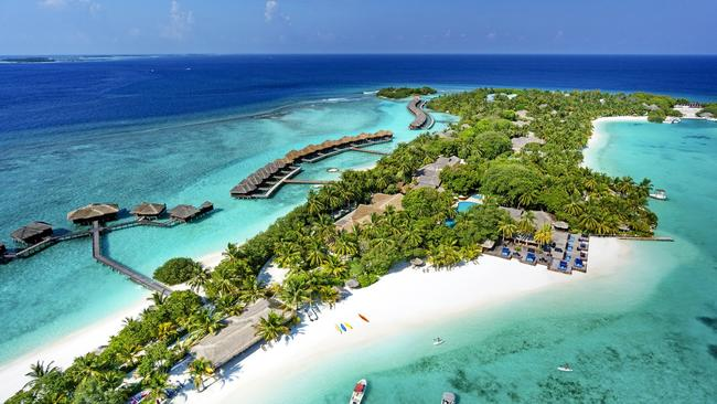 How to score freebies in five-star Maldives
