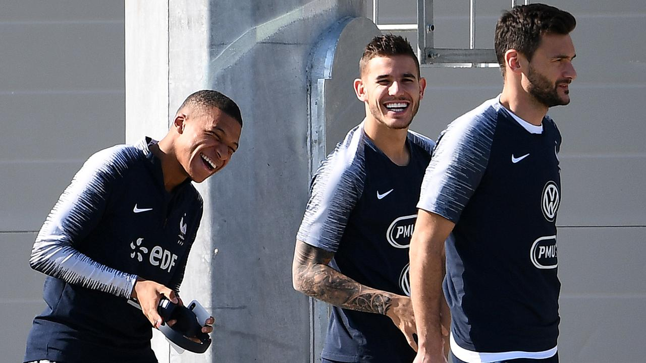 Croatia will have to overcome an unfavourable track record against Les Bleus, having never beaten France.