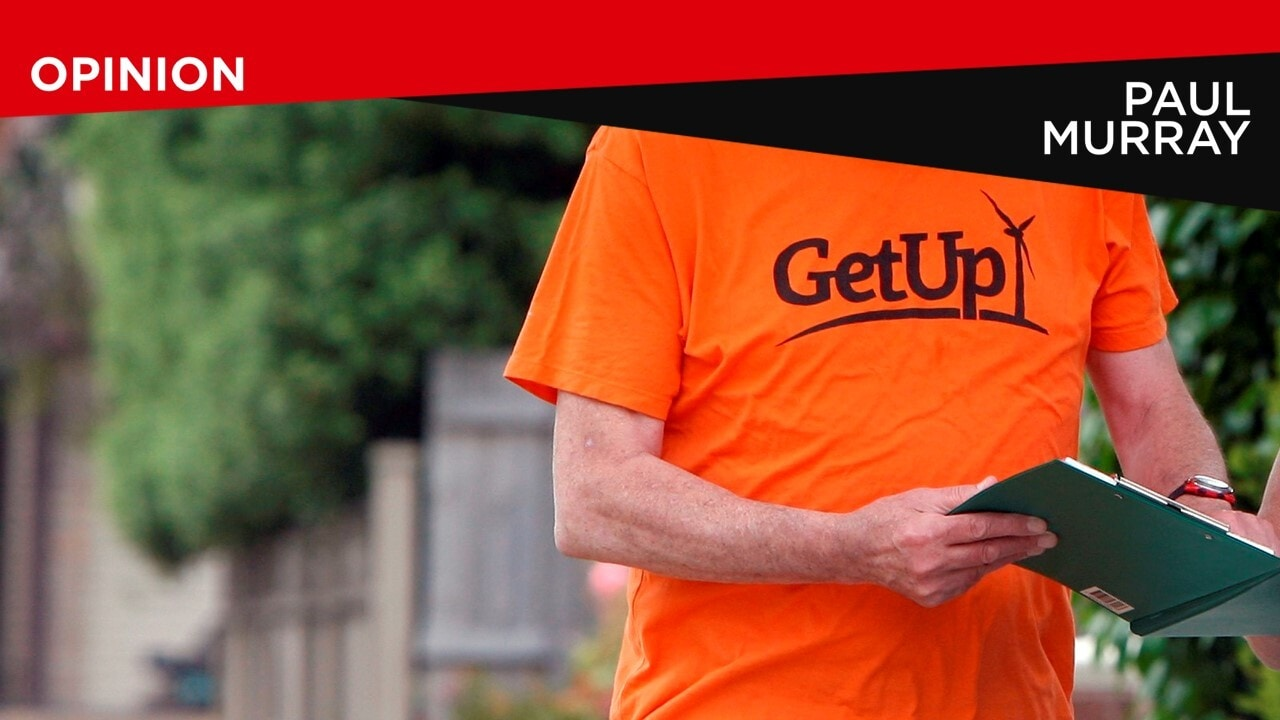 GetUp! are overwhelmingly outspending conservative politics: Leyonjhelm