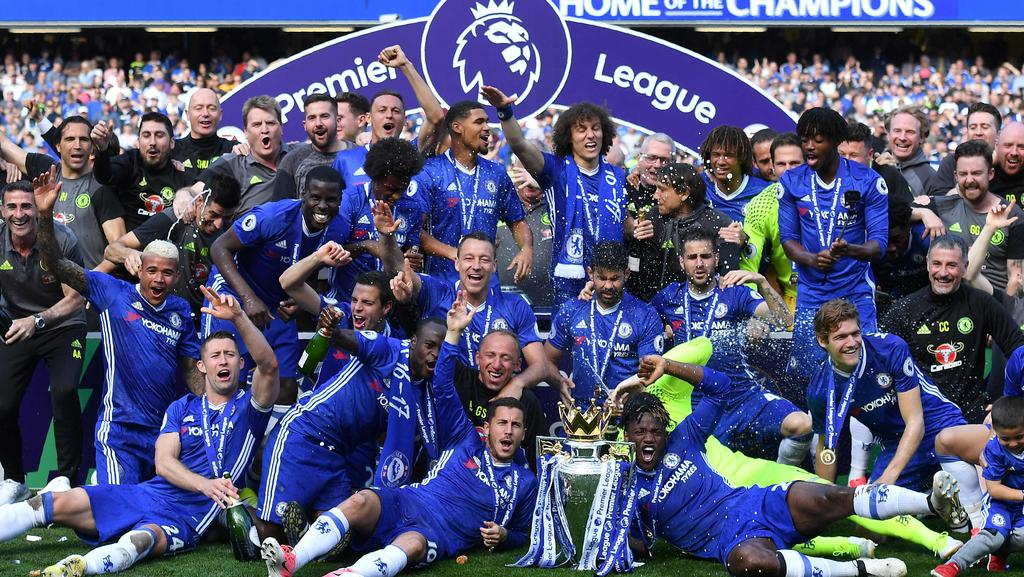 Man City Vs Chelsea 17 18: Premier League Fixtures 2017/18: EPL Schedule Chelsea