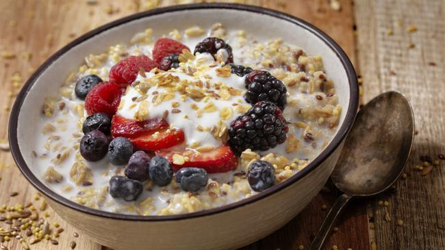 Eating breakfast every day could actually help you lose weight.