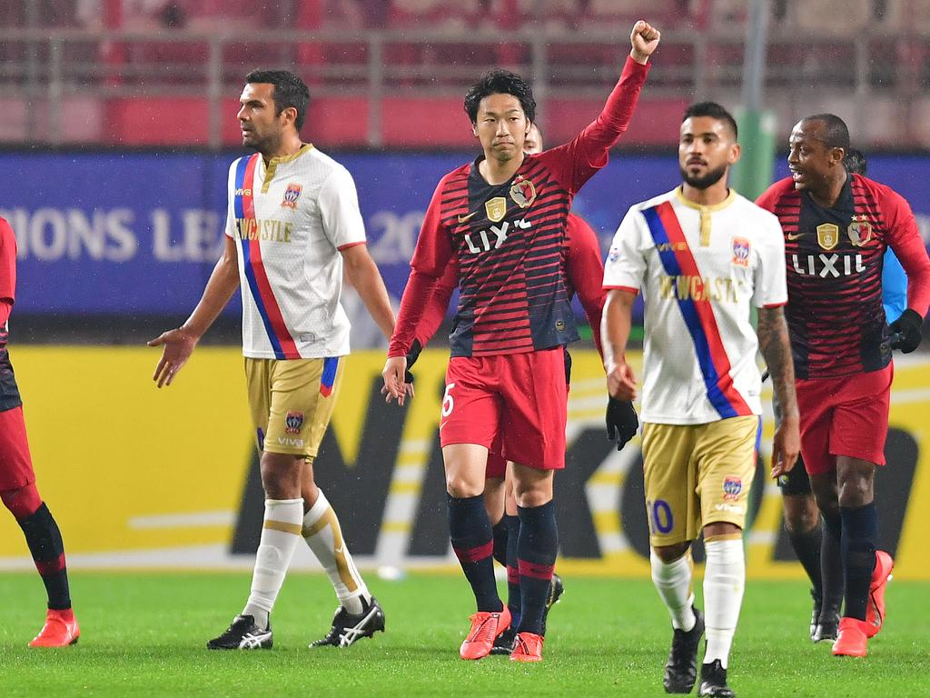 Kashima Antlers v Newcastle Jets - AFC Champions League Play Off