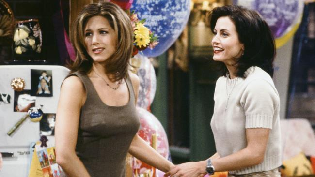 Aniston became a household name as Rachel Green in Friends. (Picture: Alice S. Hall/NBC/NBCU Photo Bank via Getty Images