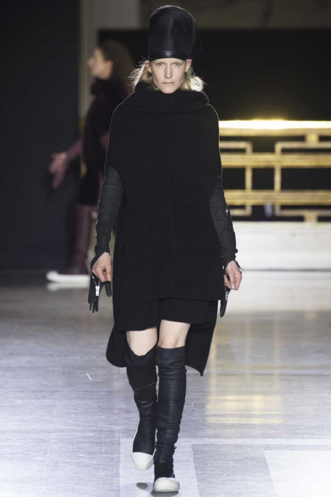 Rick Owens ready-to-wear autumn/winter'14/'15