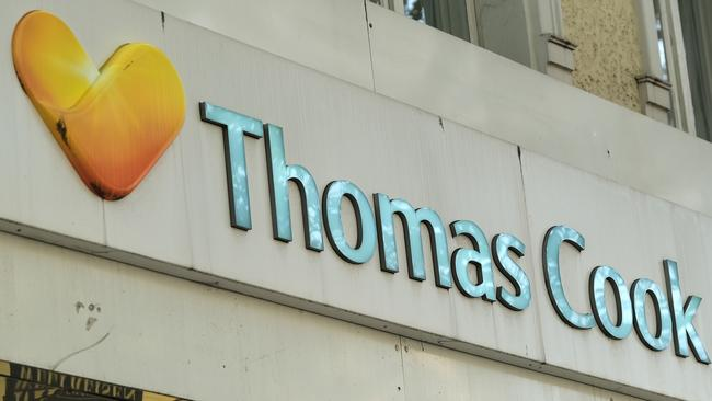 What crippled travel giant Thomas Cook? Picture: Sean Gallup/Getty Images.