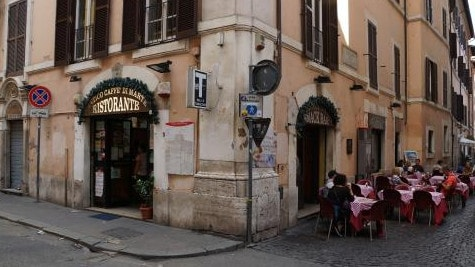 Two Japanese tourists received a hefty bill from an Italian restaurant. Picture: TripAdvisor.