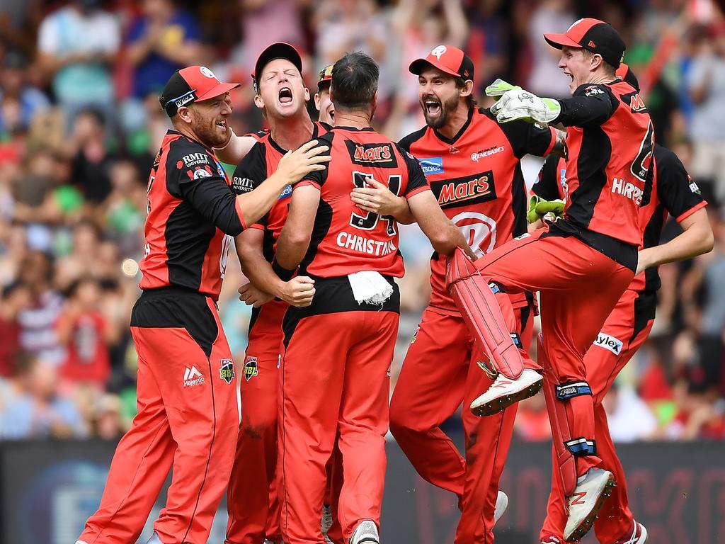*** BESTPIX *** BBL - Final: Melbourne Renegades v Melbourne Stars