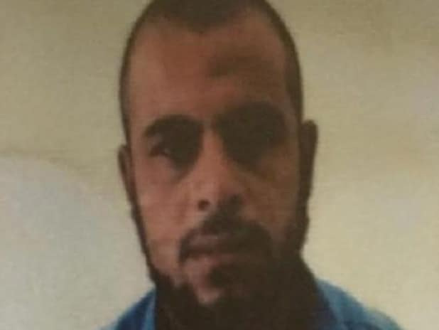Turkish media published a blurred passport photo of the suspect, named as Abdulkerim H. Picture: Supplied