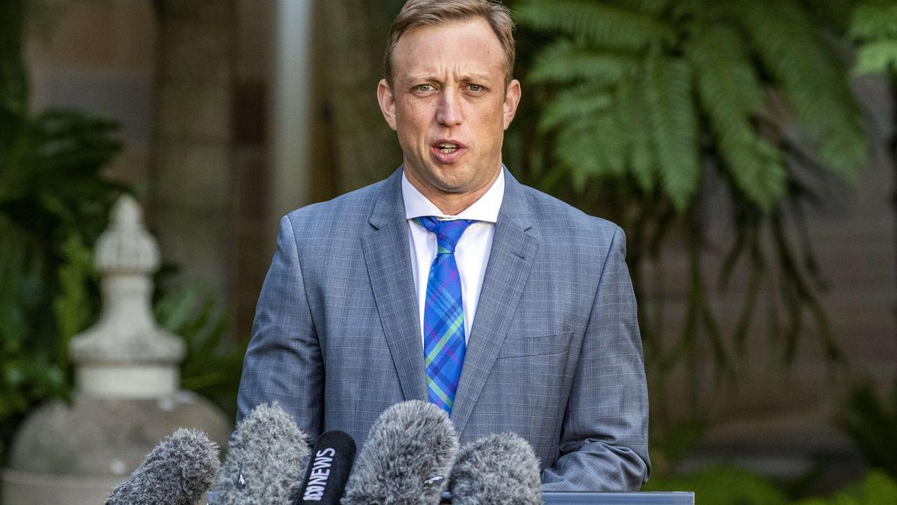 Health Minister reveals no new coronavirus cases in Queensland – Courier Mail