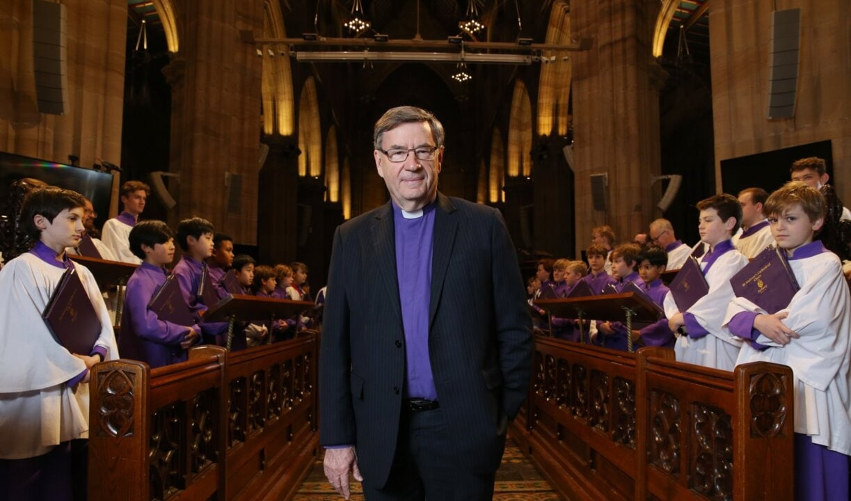 Anglican Archbishop tells same-sex marriage supporters to 'please leave'