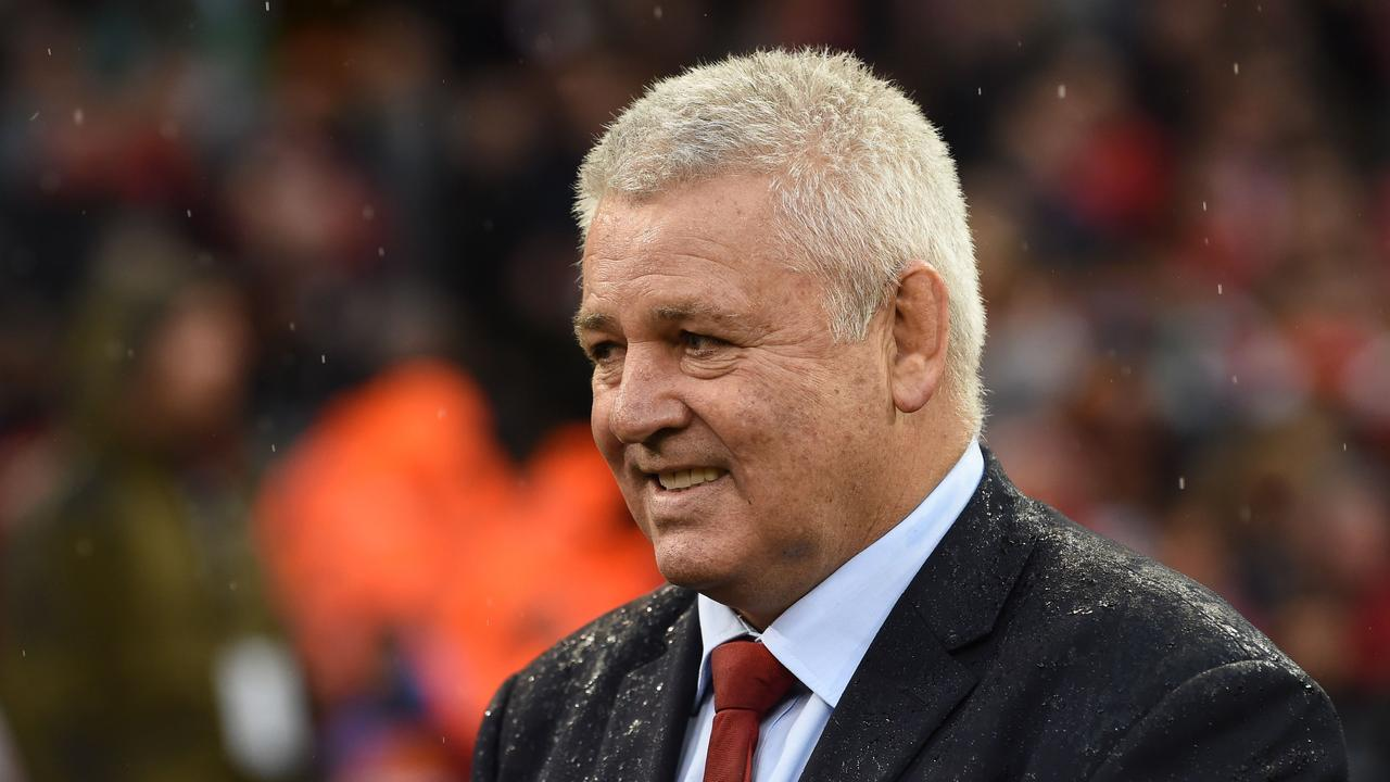 Australia's main World Cup pool rivals Wales are humming along under Warren Gatland after winning the Six Nations grand slam.