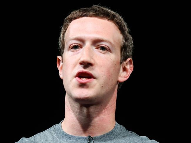 Facebook founder Mark Zuckerberg has come under fire after the recent revelations of what personal data is collected by the site. Picture: David Ramos/Getty Images