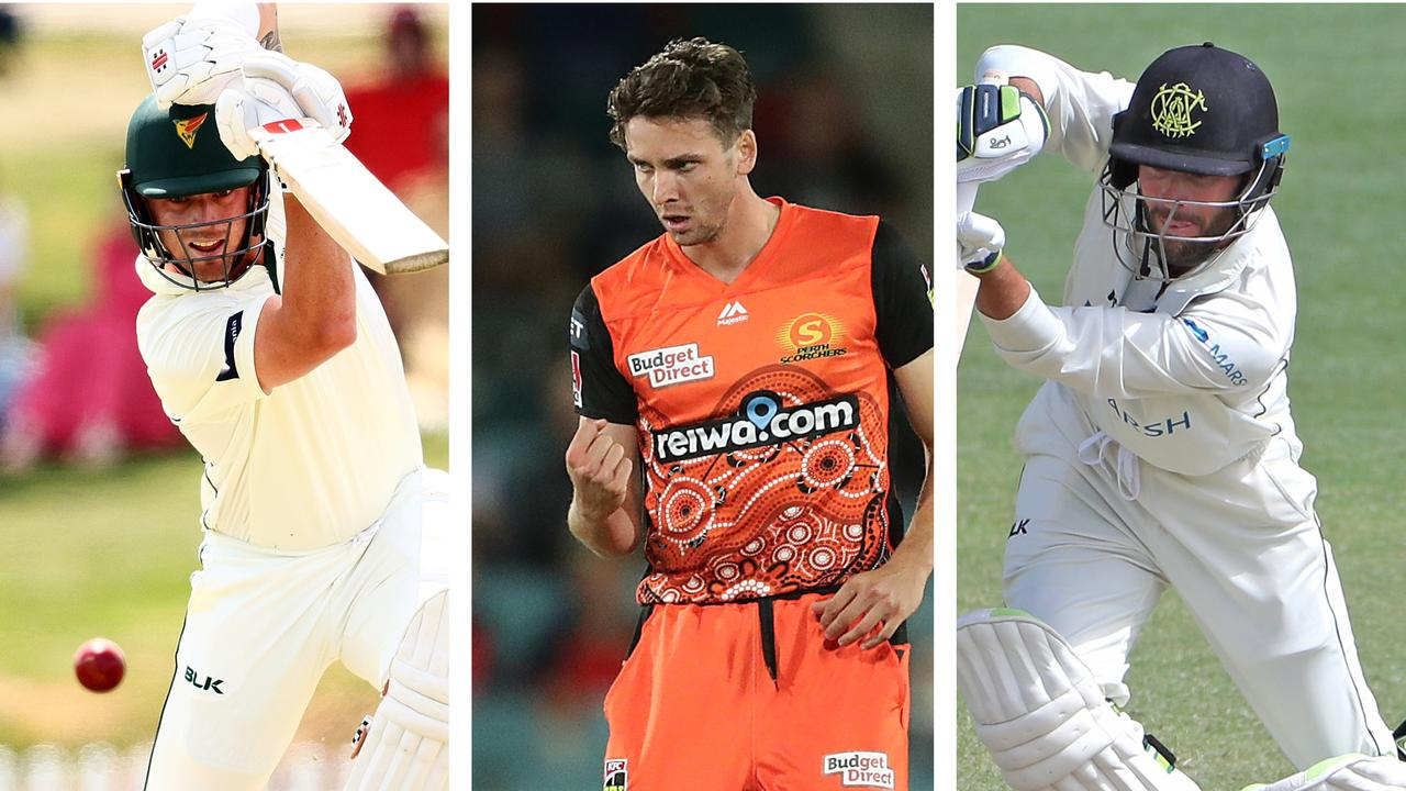 The top 20 Aussie Test contenders.