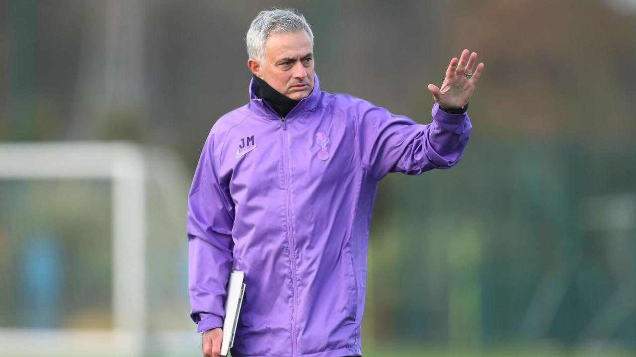 Jose Mourinho was straight into action shortly after his announcement.