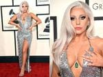 Lady Gaga attends the 2015 Grammy Awards. Picture: Getty