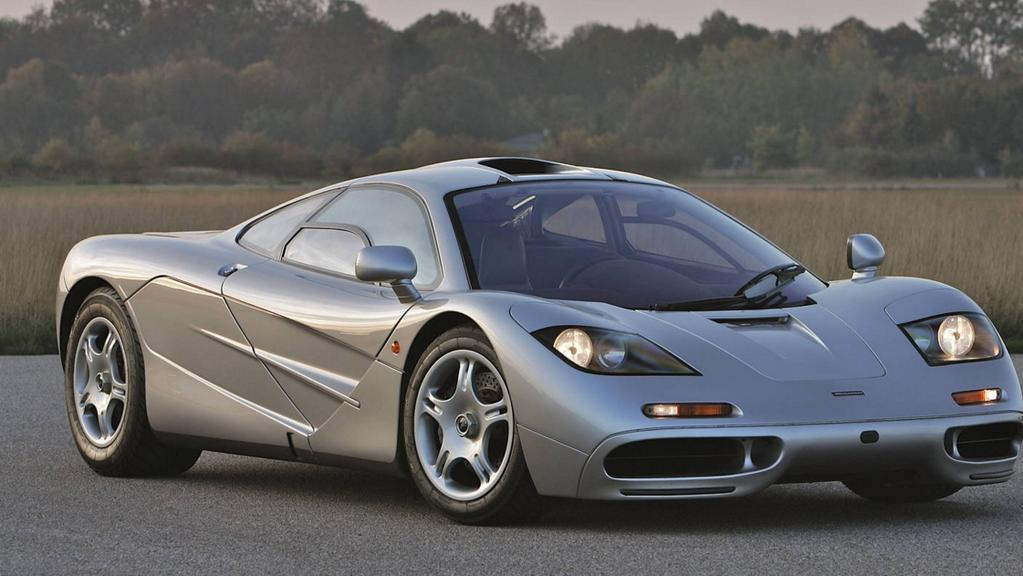 aussie crashes $10 million mclaren f1 in nz | daily telegraph