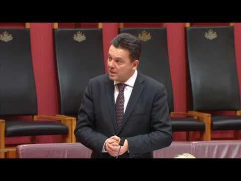 Anti-Child Grooming Legislation Passed in Parliament. Credit - Australian Parliament via Storyful