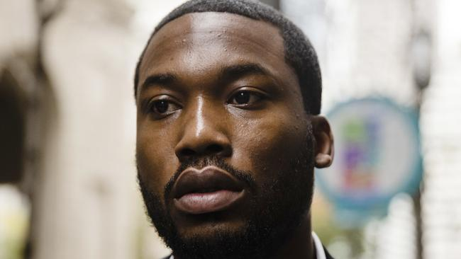 The Philadelphia judge became a target after sentencing rapper Meek Mill to prison on a probation violation. Picture: AP/Matt Rourke