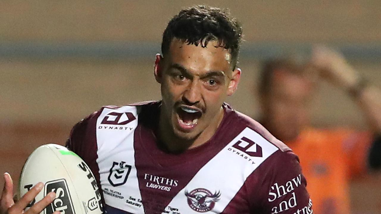 NRL Rd 17 - Sea Eagles v Tigers