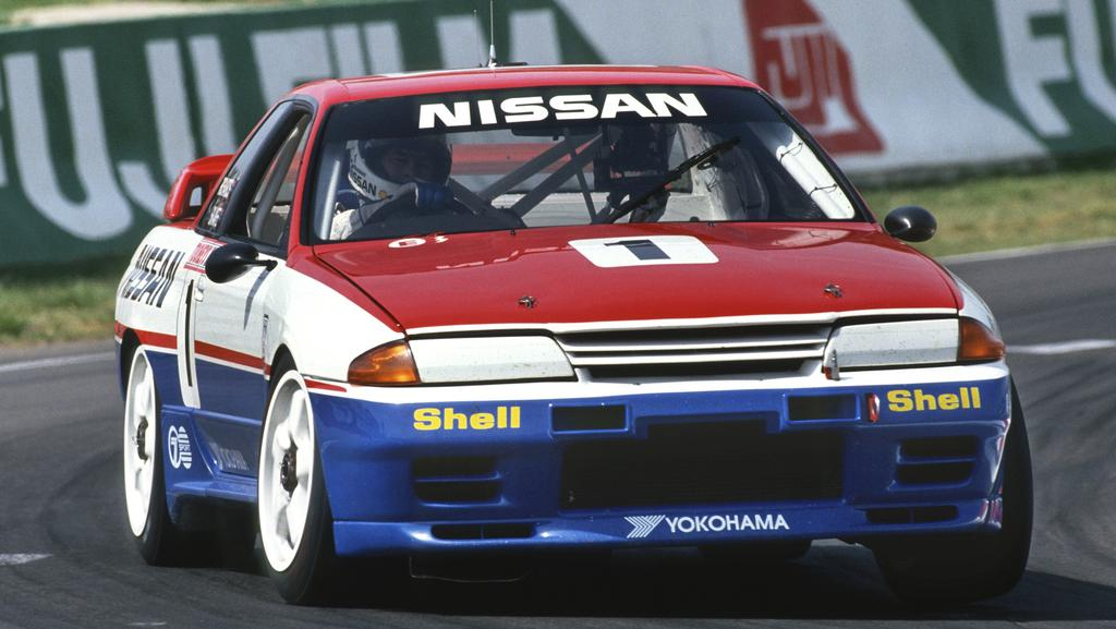 Nissan plans to revive infamous \'Godzilla\' car for 2017 V8 ...