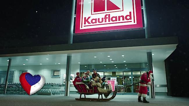 Kaufland - Weihnachten Tour advert