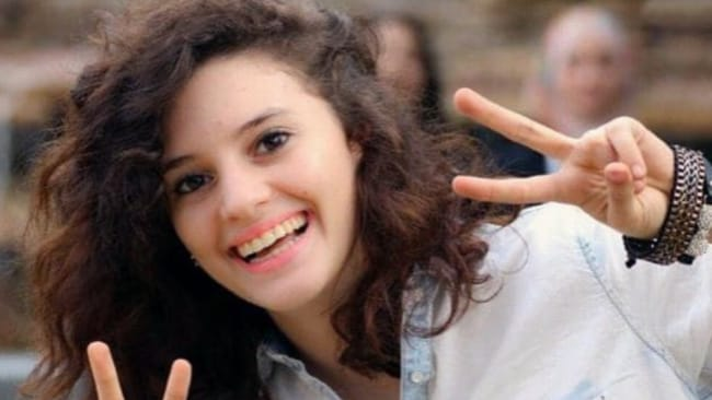 International student Aya Maasarwe was killed in Melbourne this week. Picture: Instagram. Source:Supplied