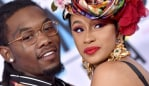 Offset and Cardi B in happier times. Source: Getty Images